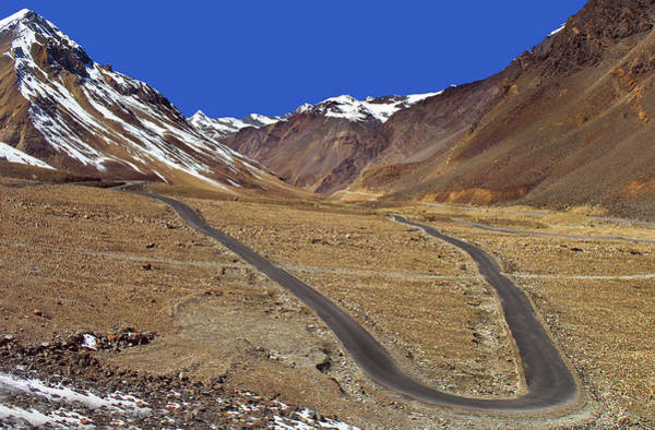 India Photograph - Road by India Photographed By Soumen