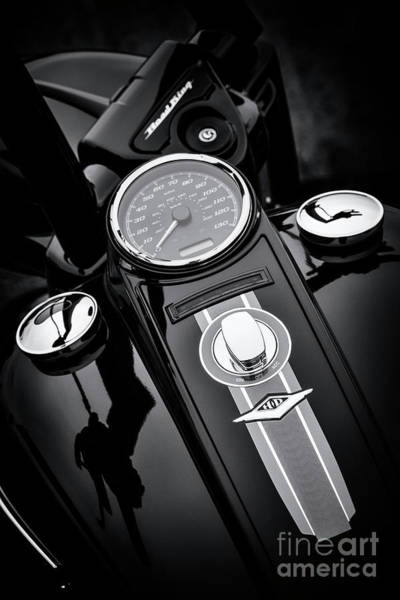 Wall Art - Photograph - Road King  by Tim Gainey