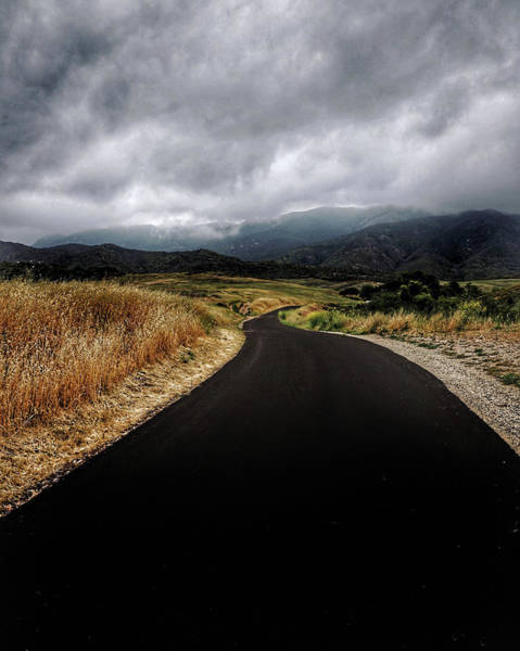 Photograph - Road To Mt. Boney by John Rodrigues