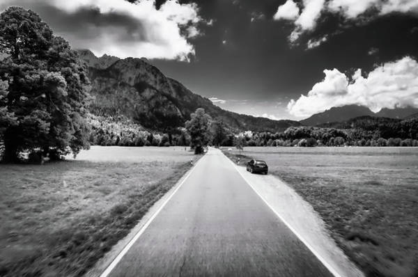 Photograph - Road To Neuschwanstein by Borja Robles