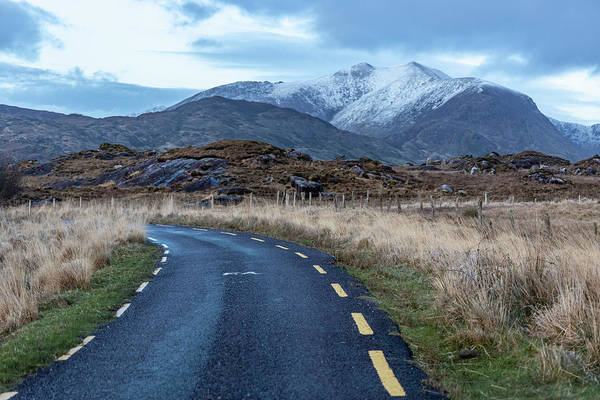 Photograph - Road To The Pass by John McGraw