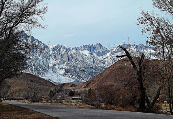 Photograph - Road To The Top - Mount Whitney by Glenn McCarthy Art and Photography