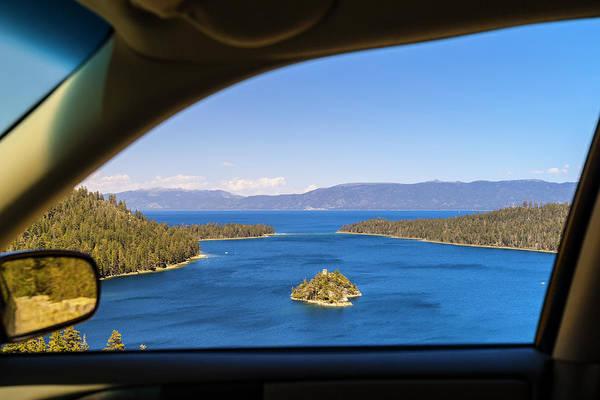 Lake Tahoe Photograph - Road Trip, Lake Tahoe, Usa by Stuart Dee