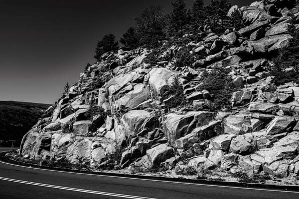 Wall Art - Photograph - Roadcut Attraction by Steven Ainsworth