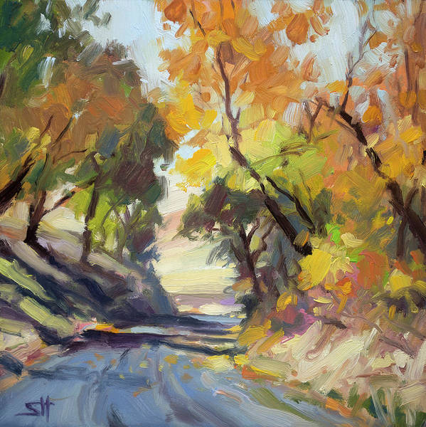 Wall Art - Painting - Roadside Attraction by Steve Henderson