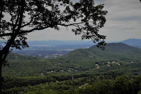 Photograph - Roanoke Valley by Karen Harrison