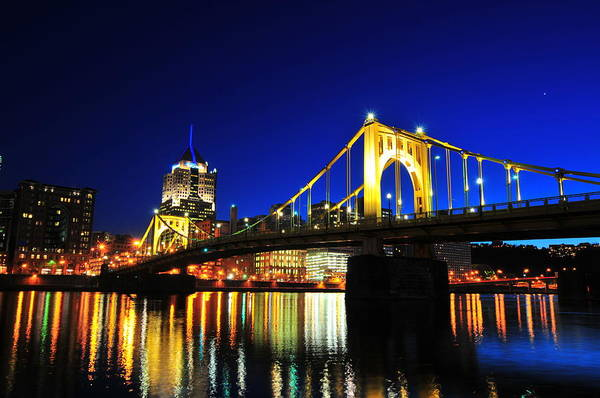 Wall Art - Photograph - Roberto Clemente Bridge by Photo By Yohsuke Ikebuchi