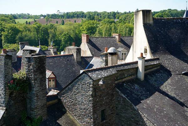 Photograph - Rochefort En Terre 2 by Andrew Fare