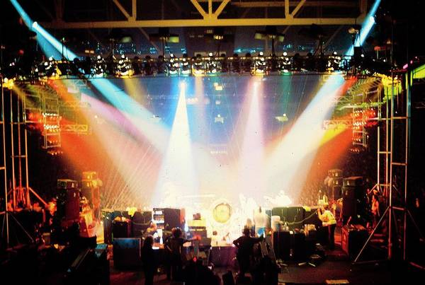 Popular Culture Photograph - Rock Concert by Steve Morley