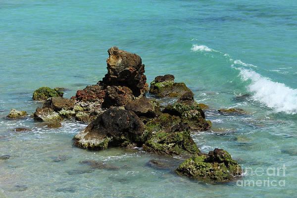Wall Art - Photograph - Rock Formation Ibiza by Eddie Barron