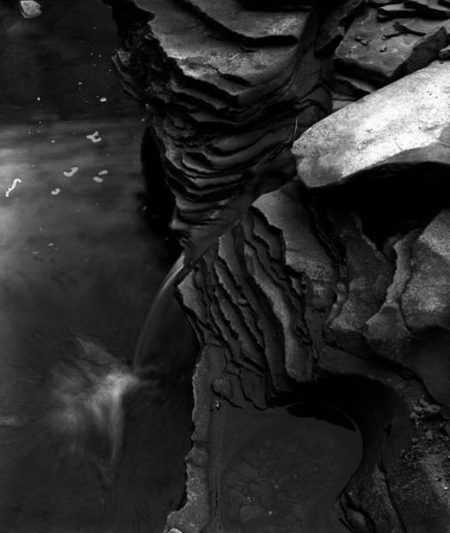 Wall Art - Photograph - Rock Formation by Robert Natkin