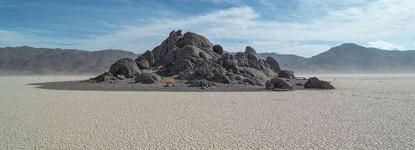 Wall Art - Photograph - Rock Formations In A Desert, Death by Panoramic Images