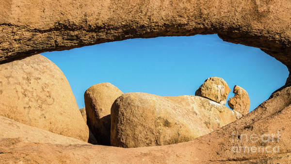 Photograph - Rock Formations, Spitzkoppe, Namibia by Lyl Dil Creations