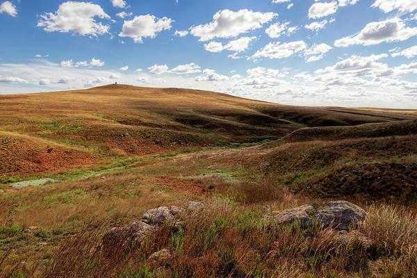 Photograph - Rock Outpost by Scott Bean