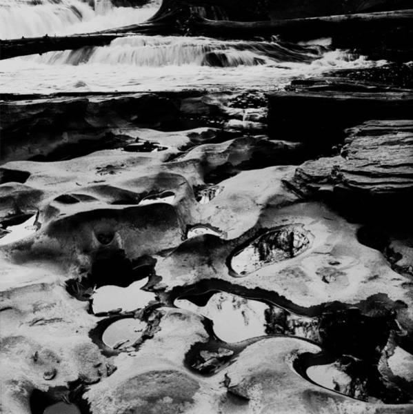 Wall Art - Photograph - Rock Patterns by Robert Natkin
