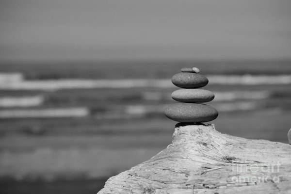 Photograph - Rock Zen I by Jeni Gray