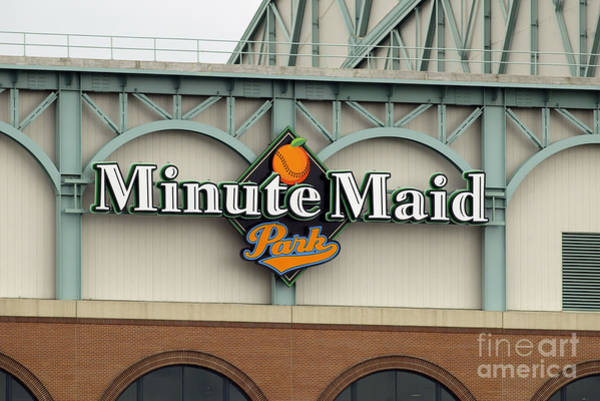 Minute Photograph - Rockies V Astros by Ronald Martinez
