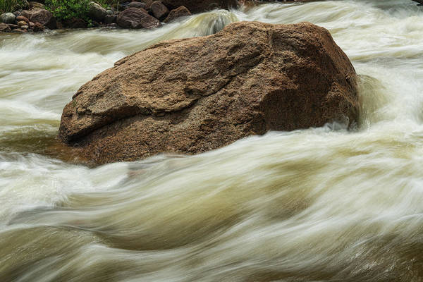 Photograph - Rockin Rapids by James BO Insogna
