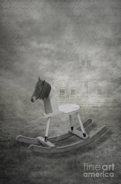 Photograph - Rocking Horse by Juli Scalzi