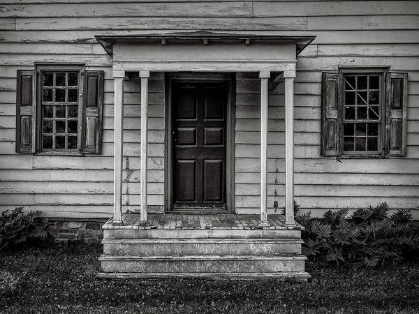 Photograph - Rockingham Porch by Steve Stanger