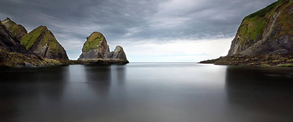County Cork Wall Art - Photograph - Rocks In Sea by Phillip Cullinane Photography