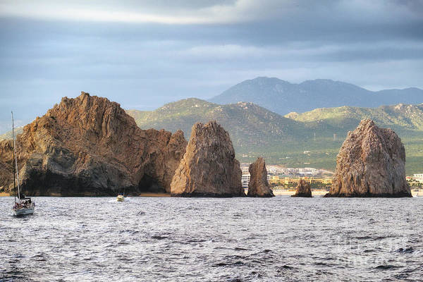 Wall Art - Photograph - Rocks Of Cabo by George Oze