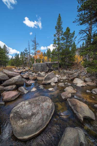 Photograph - Rocky Carson River by Jonathan Hansen