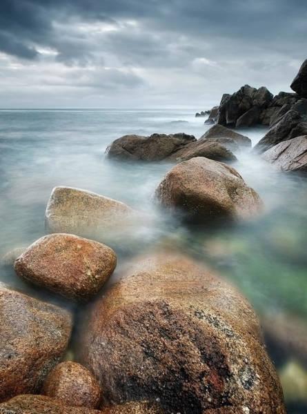 Wall Art - Photograph - Rocky Coast by Ramón Espelt Photography