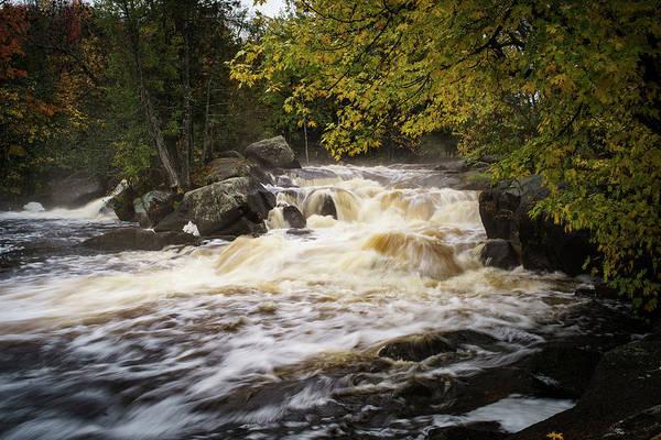 Photograph - Rocky Falls by David Heilman