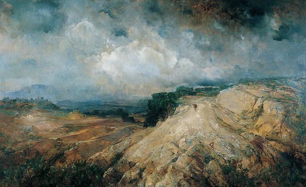 Painting - Rocky Landscape by Ramon Marti Alsina