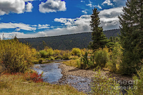 Photograph - Rocky Mountain Afternoon by Jon Burch Photography