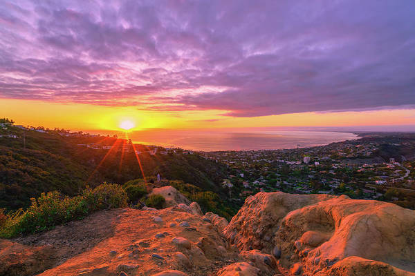 Mount Soledad Wall Art - Photograph - Rocky Mountain by McClean Photography