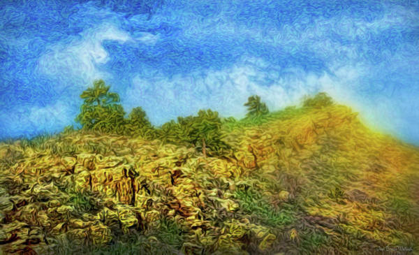 Digital Art - Rocky Mountain Morning by Joel Bruce Wallach