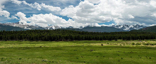 Photograph - Rocky Mountain National Park by David Morefield
