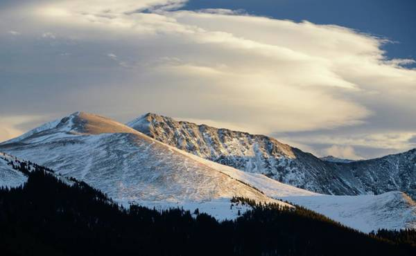Copper Mountain Photograph - Rocky Mountains by Rivernorthphotography