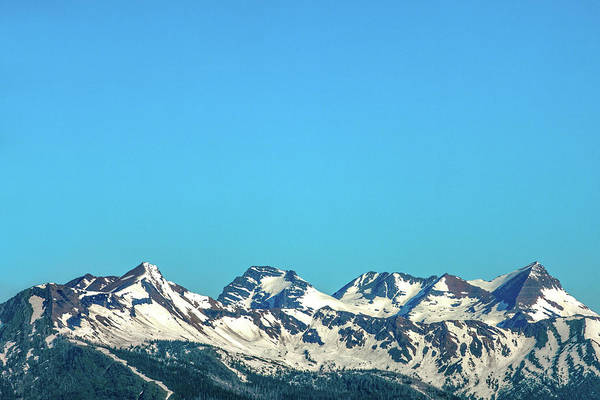 Photograph - Rocky Mountains by Todd Klassy