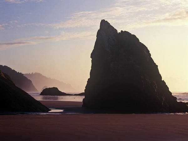 Wall Art - Photograph - Rocky Oregon Coast by Craig Brewer