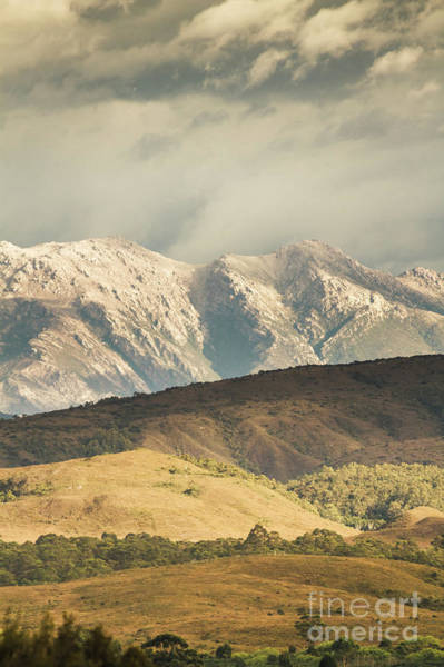 Mountain Range Photograph - Rocky Rural Region by Jorgo Photography - Wall Art Gallery