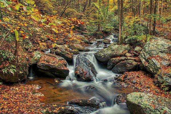 Photograph - Rocky Stream by Meta Gatschenberger