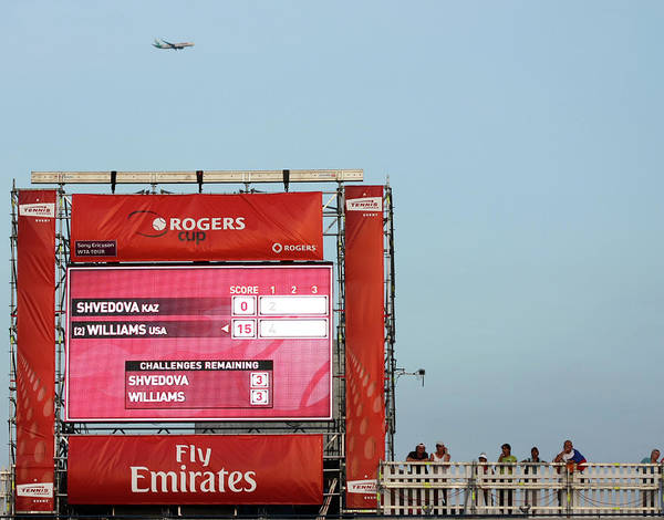 Photograph - Rogers Cup Toronto by Nick Mares