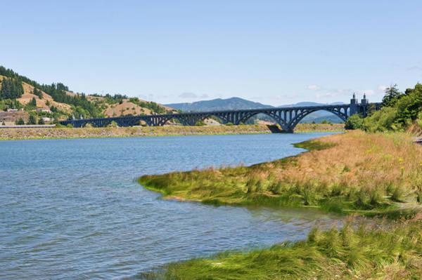 Rogue River Wall Art - Photograph - Rogue River Views by Jmoor17