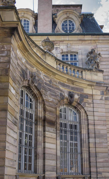 Wall Art - Photograph - Rohan Palace In Strasbourg by Teresa Mucha
