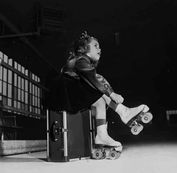 Roller Photograph - Roller Skates by Orlando