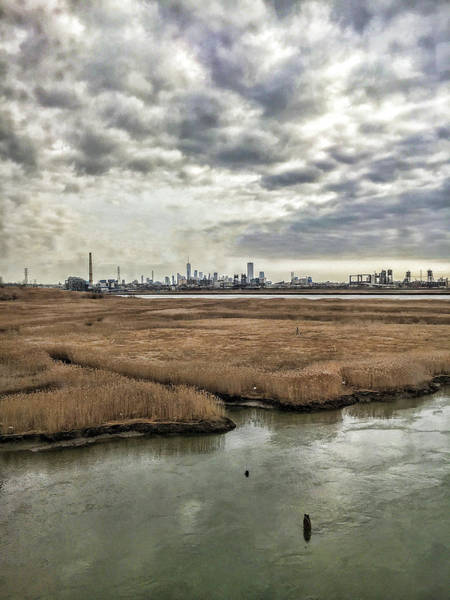 Photograph - Rolling Into Nyc by Sharon Popek