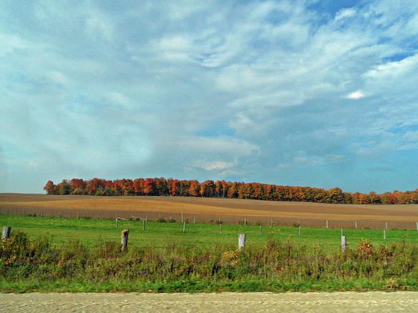 Photograph - Rolling North by Cyryn Fyrcyd