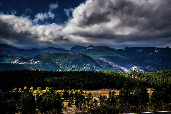 Photograph - Rolling Rockies by James L Bartlett