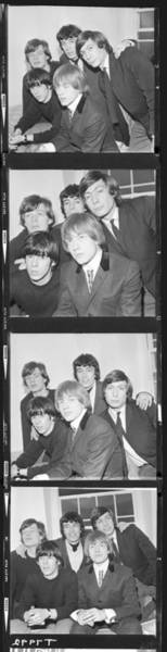Wall Art - Photograph - Rolling Stones by Evening Standard