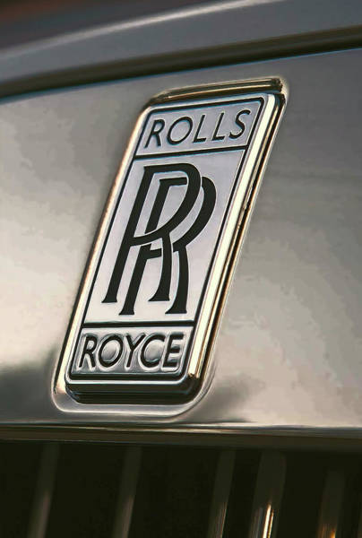 Wall Art - Digital Art - Rolls Royce by Daniel Hagerman