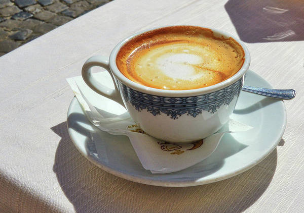 Photograph - Roma Caffe' by JAMART Photography