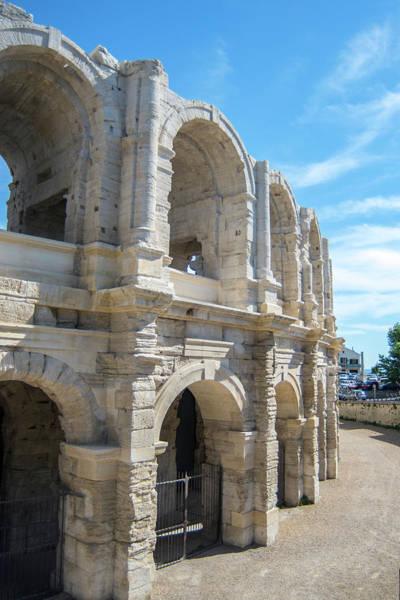 Wall Art - Photograph - Roman Amphitheater, Arles, Provence by Jim Engelbrecht